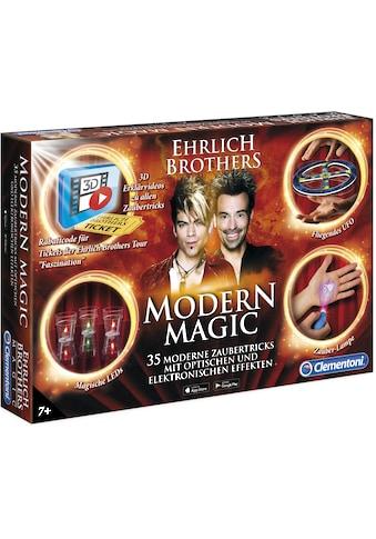 Clementoni® Zauberkasten »Ehrlich Brothers Modern Magic«, Made in Europe kaufen