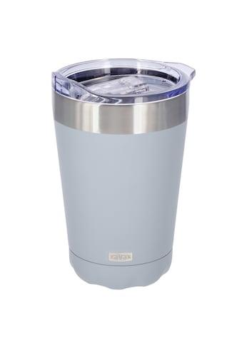 Xavax Thermobecher Isolierbecher Tee-/ Kaffeebecher, doppelwandig kaufen