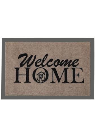 Fußmatte, »Welcome Home«, HANSE Home, rechteckig, Höhe 7 mm, maschinell getuftet kaufen