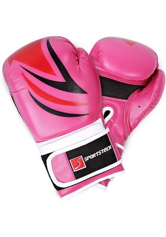 Sportstech Boxhandschuhe, (mit Tasche) kaufen