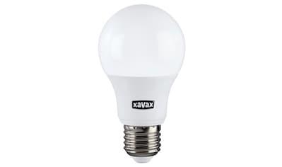 Xavax LED-Lampe, E27, 760lm ersetzt 57W, Glühlampe, Warmweiß kaufen