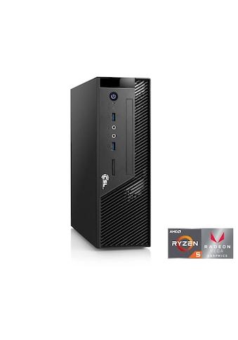 CSL Mini-PC »CSL Mini PC Ryzen 5 2400G / Win 10 Pro« kaufen