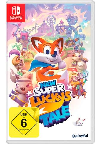 New Super Luckys Tale Nintendo Switch kaufen