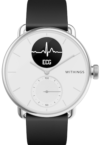 Withings Smartwatch »ScanWatch, 38mm«, ( Proprietär ) kaufen