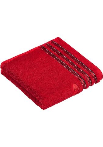 """Handtücher """"Cult de Luxe"""", Vossen kaufen"""