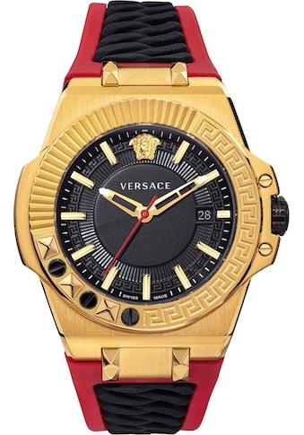 Versace Schweizer Uhr »Chain Reaction, VEDY00319« kaufen
