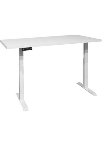 Schreibtisch »Big System Office«, Breite 120 cm, elektrisch höhenverstellbar kaufen