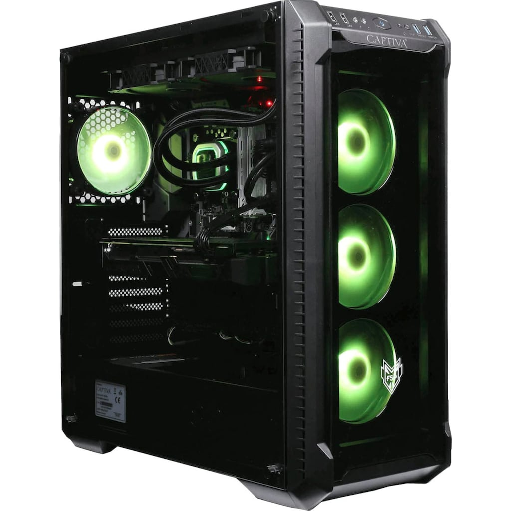 CAPTIVA Gaming-PC »G25AG 20V2«