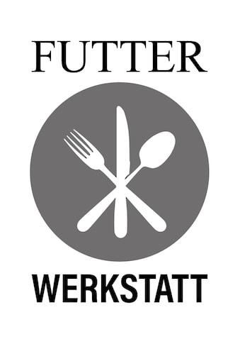 queence Wanddekoobjekt »FUTTER WERKSTATT« kaufen