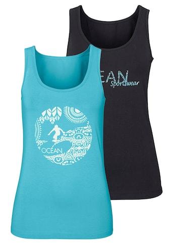 Ocean Sportswear Tanktop (Packung, 2er - Pack) kaufen