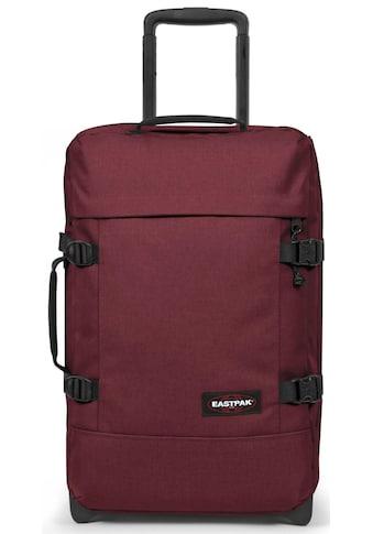 Eastpak Reisetasche »TRANVERZ S, Crafty Wine«, enthält recyceltes Material (Global... kaufen