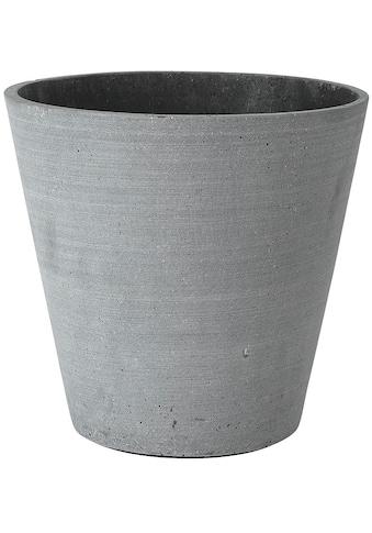 BLOMUS Übertopf »Pflanzgefäß -COLUNA- dunkelgrau« kaufen
