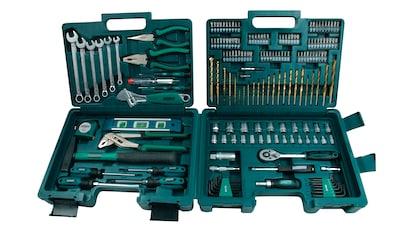 Brüder Mannesmann Werkzeuge Werkzeugset »176-teilig«, (Set, 176 St.) kaufen