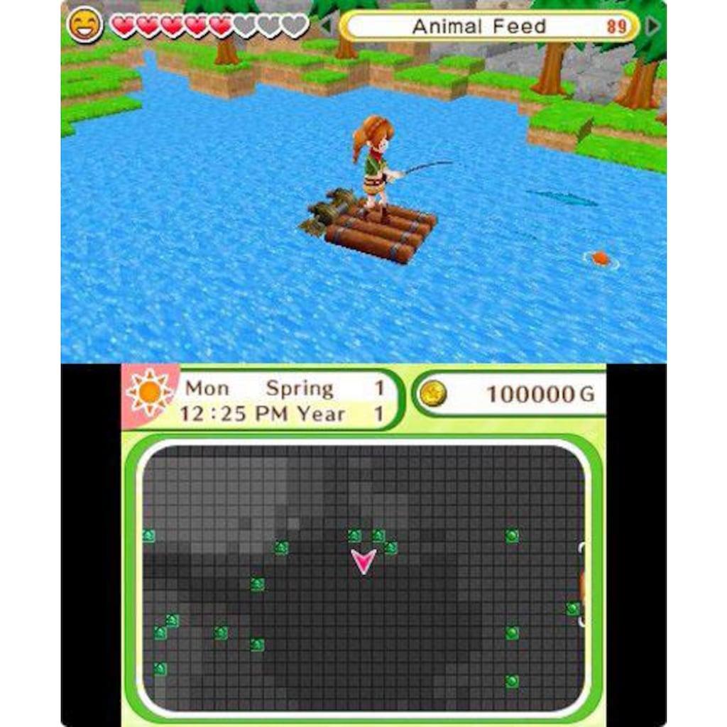 Rising Star Spiel »Harvest Moon: Dorf des Himmelbaumes«, Nintendo 3DS, Software Pyramide