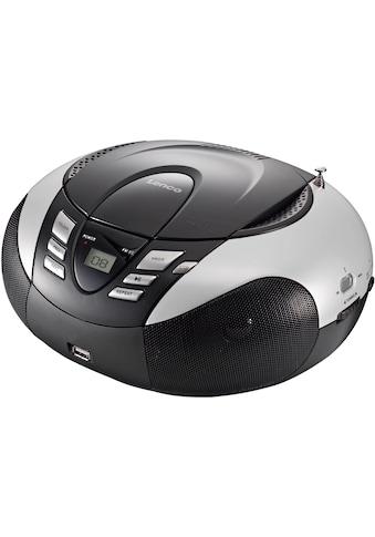 Lenco UKW-Radio »SCD-37 Portables Radio mit CD Player/USB« kaufen
