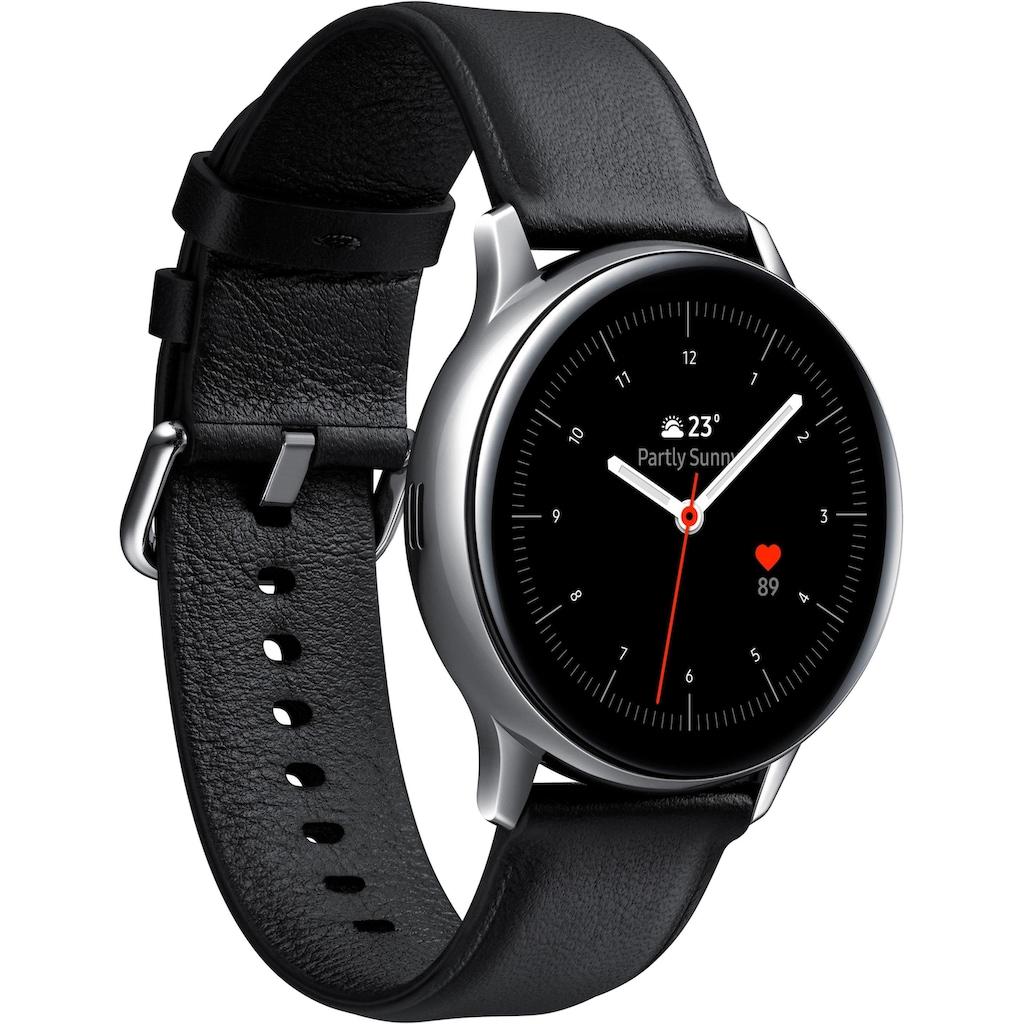 Samsung Smartwatch »Galaxy Watch Active2, 40mm, Bluetooth (SM R830)«
