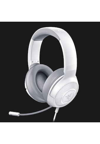 RAZER Headset »Kraken X - Mercury«, kabelgebundenes Multi-Plattform-Gaming-Headset kaufen