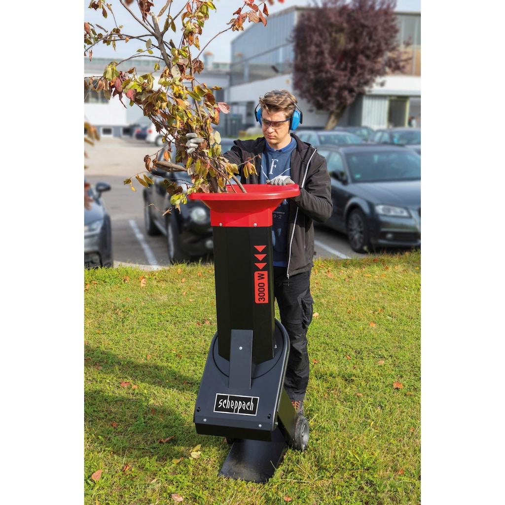 Scheppach Häcksler »BIOSTAR 3000«, 400 V Drehstrom