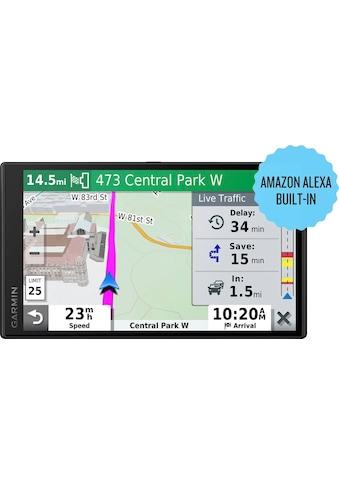 Garmin Navigationsgerät »DriveSmart 65 mit Amazon Alexa MT-S EU 7-Zoll«, (Europa (46... kaufen