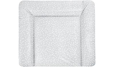 Julius Zöllner Wickelauflage »Softy - Tiny Squares Grey«, Made in Germany kaufen