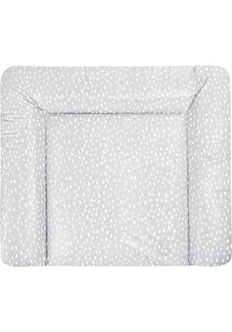 "Zöllner Wickelauflage ""Softy  -  Tiny Squares Grey"", (1 - tlg.) kaufen"