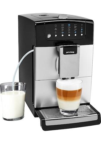 Privileg Kaffeevollautomat »Kegelmahlwerk«, mit Kannenfunktion kaufen