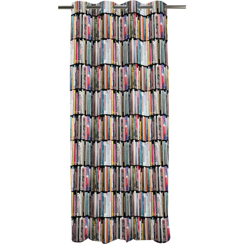APELT Vorhang »Libri«, HxB: 244x135
