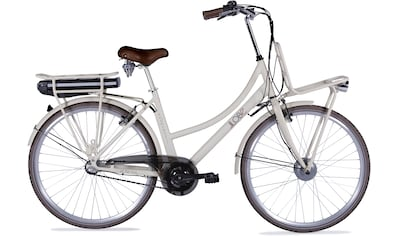 LLobe E - Bike »Rosendaal Lady 15,6 Ah«, 3 Gang Nabenschaltung, Frontmotor 250 W kaufen