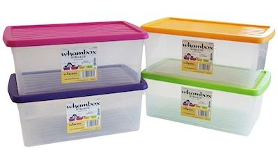 WHAM Set: Aufbewahrungsbox »Whambox«, 3er - Set, je 9 l kaufen