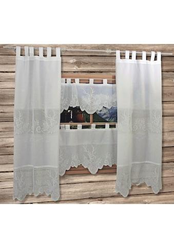HOSSNER - ART OF HOME DECO Querbehang kaufen