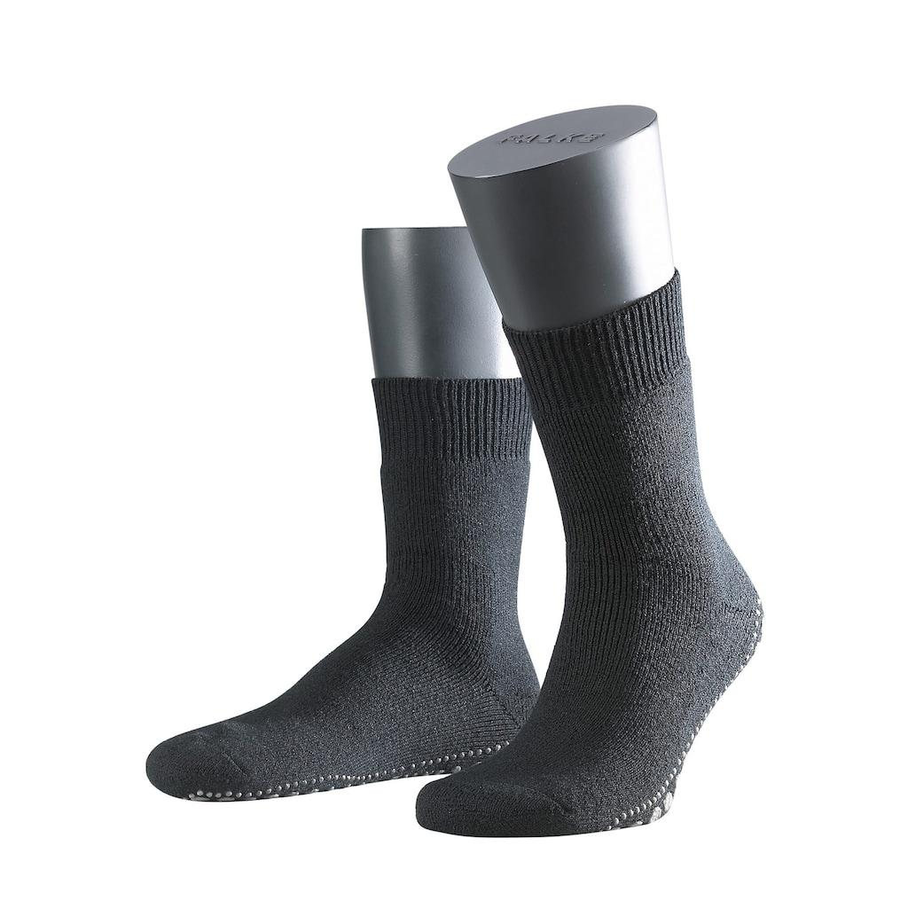 FALKE ABS-Socken »Homepad«, (1 Paar), mit innenliegendem Plüsch