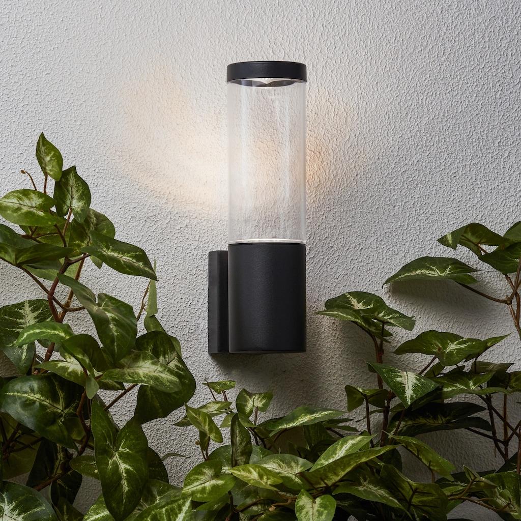 Brilliant Leuchten Bergen LED Außenwandleuchte anthrazit