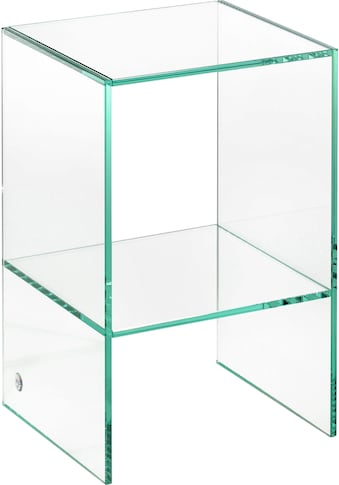 Places of Style Beistelltisch »Glarus«, aus Floatglas kaufen