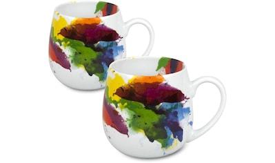 Könitz Becher »On Colour - Kuschelbecher«, (Set, 2 tlg.), 2-teilig kaufen