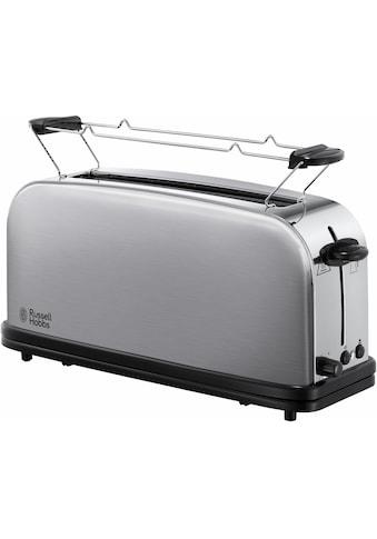 RUSSELL HOBBS Toaster »Adventure 21396-56«, 1 langer Schlitz, für 2 Scheiben, 1000 W kaufen