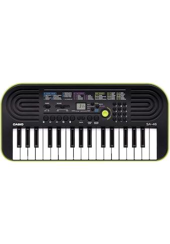"""CASIO Keyboard """"Mini - Keyboard SA - 46"""" kaufen"""