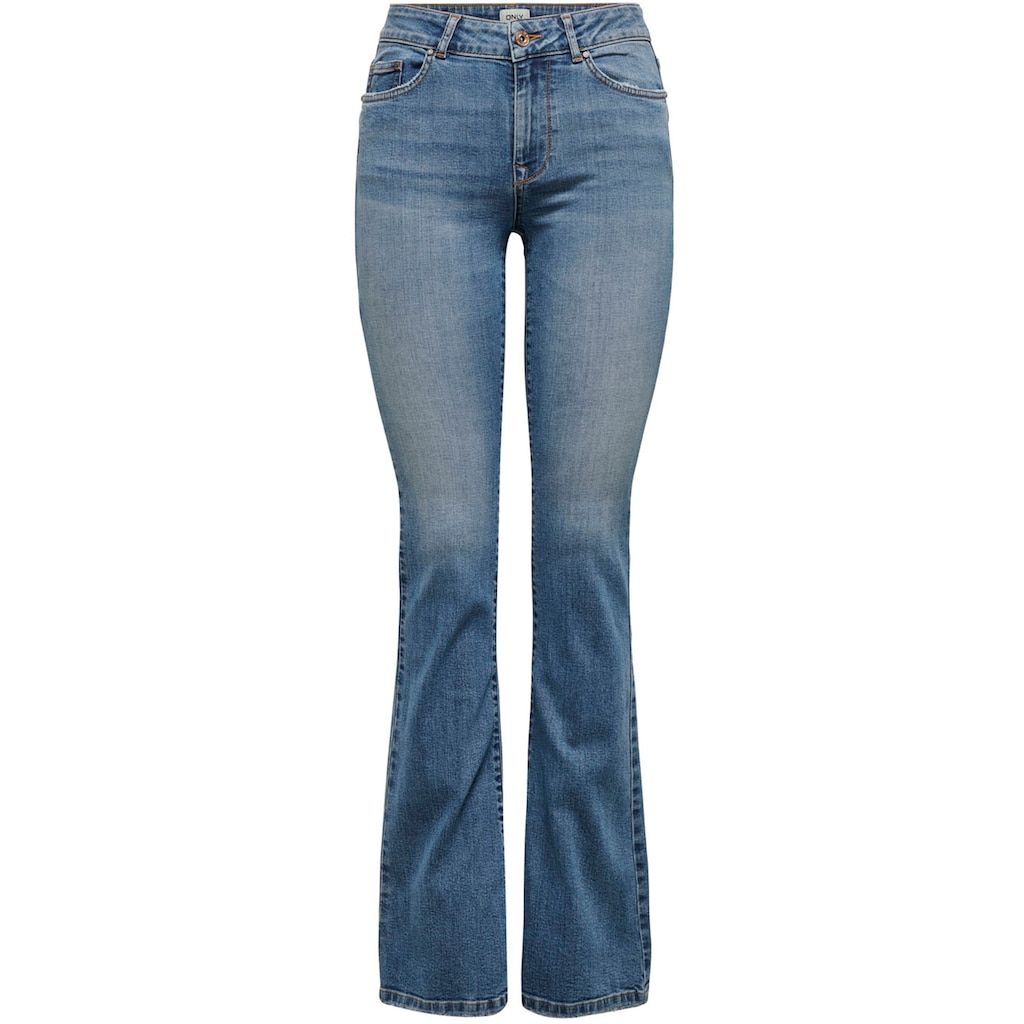 Only Bootcut-Jeans »ONLHUSH«