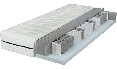 Breckle Taschenfederkernmatratze »EvoX DUO TFK«, 462 Federn, (1 St.), 2 Härten in 1... kaufen