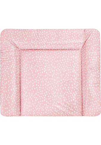 """Zöllner Wickelauflage """"Softy  -  Tiny Squares Blush"""", (1 - tlg.) kaufen"""