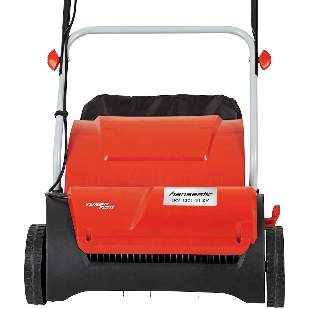 Hanseatic Elektro-Vertikutierer / Lüfter »ERV 1201-31«