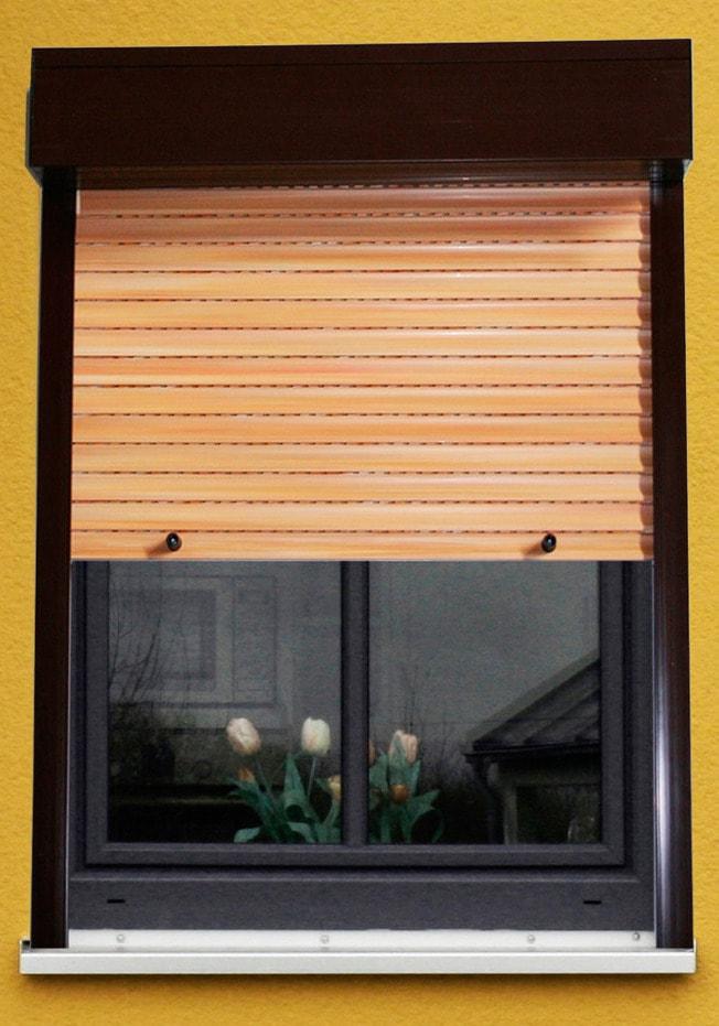 Kunststoff-Rollladen »Vorbaurollladen« | Baumarkt > Modernisieren und Baün > Rollläden | QUELLE