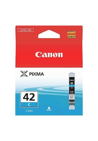 Canon Tintenpatrone »CLI - 42 C« kaufen