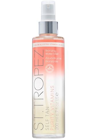 St.Tropez Selbstbräunungsspray »Self Tan Purity Vitamins Bronzing Body Mist 200ml« kaufen