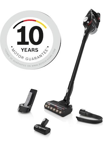 BOSCH Akku-Stielstaubsauger »BKS8214T Unlimited Serie | 8 Gen2,«, 45 Min Laufzeit,... kaufen