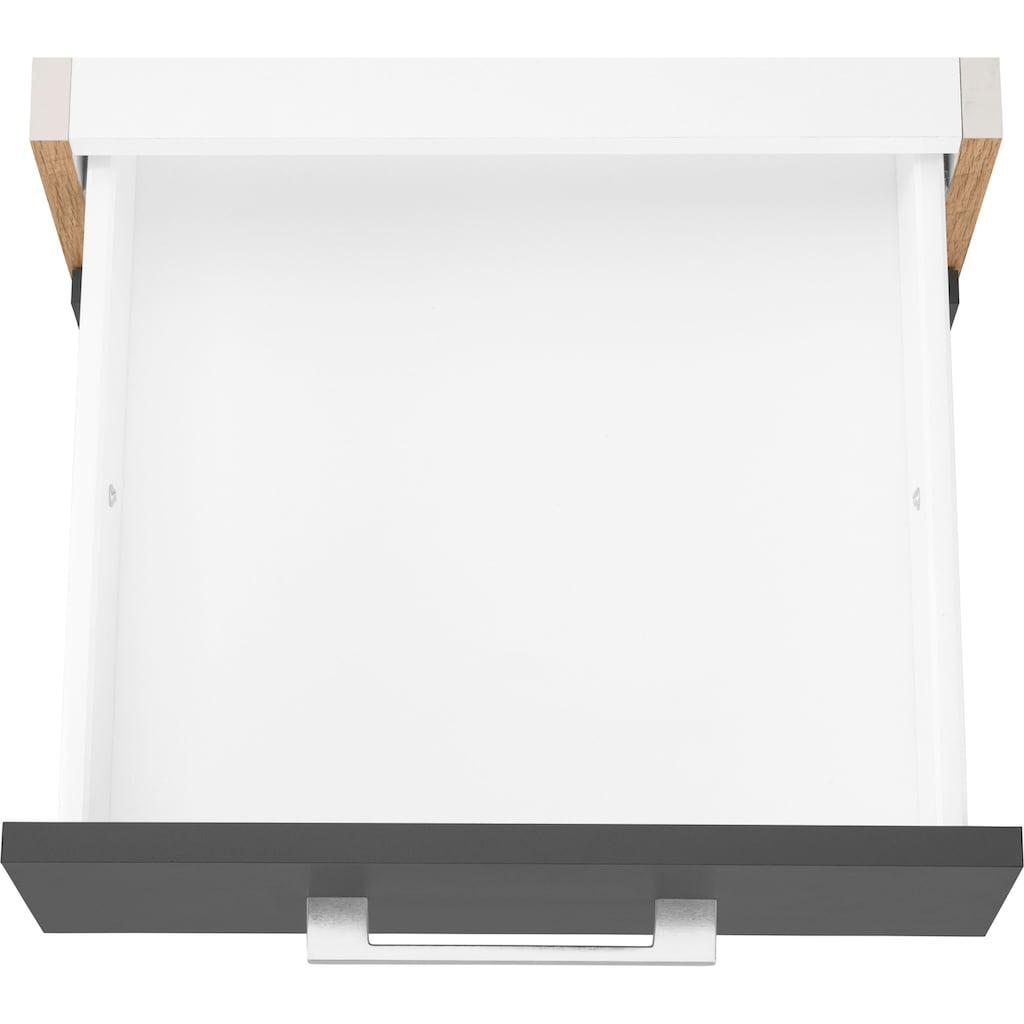 HELD MÖBEL Küchenzeile »Colmar«, ohne E-Geräte, Breite 270 cm