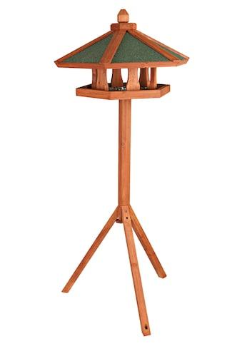 TRIXIE Vogelhaus »Pyramide«, BxTxH: 65x65x145 cm, mit Standbein kaufen