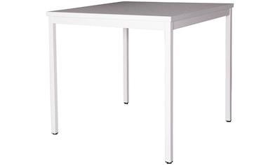 SZAGATO Schreibtisch Stahlrahmen, Profi - Qualität kaufen