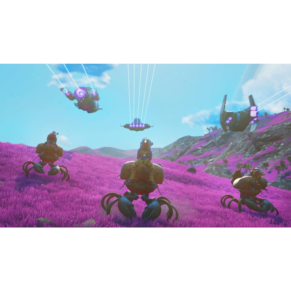 No Man's Sky Beyond PlayStation 4