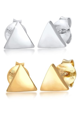 Elli Ohrstecker-Set »Dreieck, 308971219«, (Set, 4 tlg.) kaufen