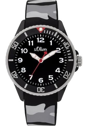 s.Oliver Quarzuhr »SO-3920-PQ« kaufen